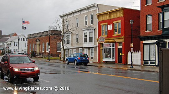 Village of Hoosick Falls, Rensselaer County, NY 12090