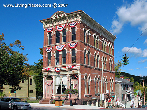 Ballston Spa Village Photo