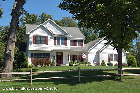 Seelye Estates West, Single Family Residential Neighborhood