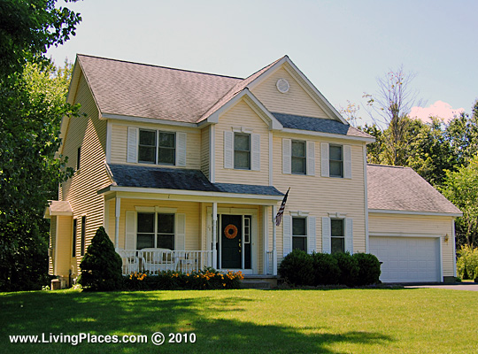Halve Maen Manor North Single Family Neighborhood