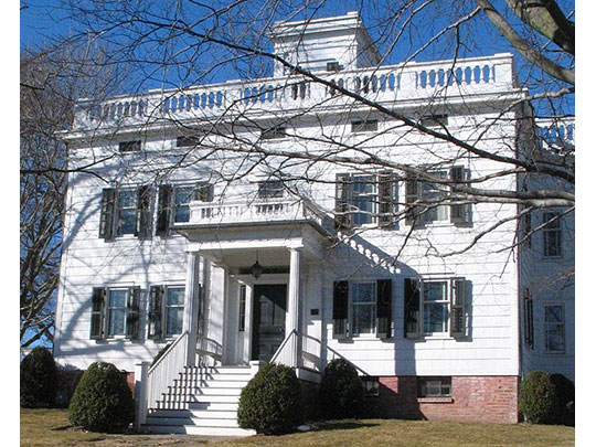 Mercator Cooper House, ca. 1684, 81 Windmill Lane, Southampton, NY