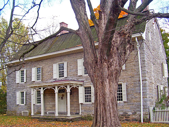 Cornelius Wynkoop Stone House, ca. 1770, US Route 209, Marbletown, Ulster County, NY, National Register