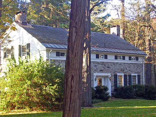 Dirck Westbrook Stone House, ca. early 18th century, 18 Old Whitfield Road, Rochester, Ulster County, NY, National Register