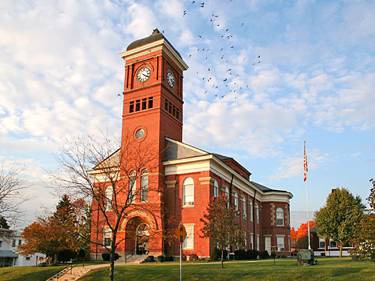Morrow County Courthouse
