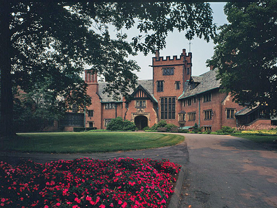 Stan Hywet Hall, 714 North Portage Path, Akron, OH