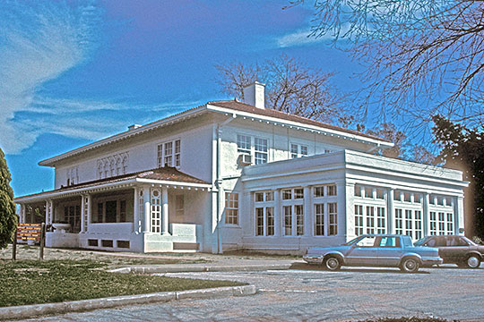 Marland-Paris House, ca. 1916, 1000 East Grand Avenue, Ponca City, OK, National Register