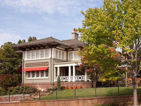 home,residence,national register,buena vista park,historic district, tulsa, ok