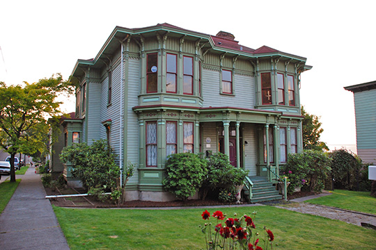 norris staples,house,1910,14th street,national register,astoria,clatsop county,oregon
