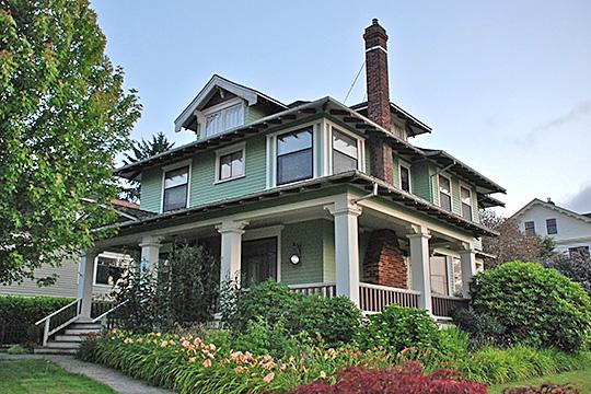 norris staples,house,1910,14th street,national register,astoria,clatsop county,oregon