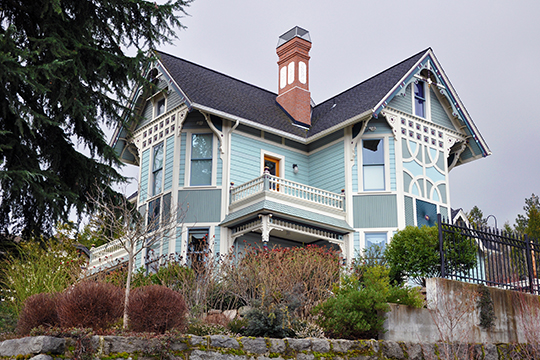 h. b. carter house,1888,gresham street,ashland,or,national register