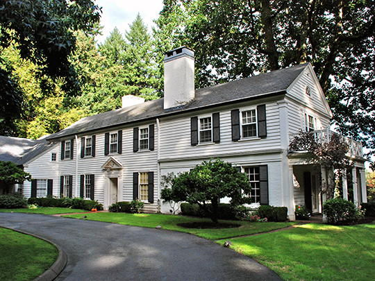 Donald and Ruth McGraw House, 01845 Military Road SW, Multnomah County, OR, National Register
