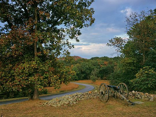 Gettysburg National Park, Gettysburg, PA