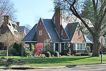 Mt Lebanon Pennsylvania Historic District