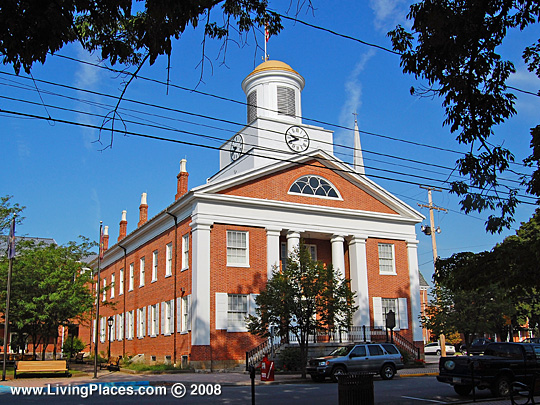 Bedford County Courthouse, Bedford Borough, Pennsylvania