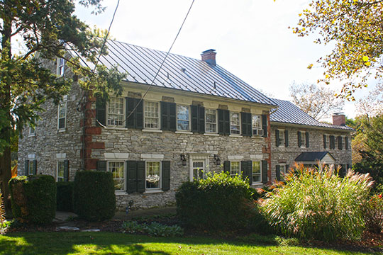 Peter Spicker House, ca. 1740, 160 Main Street, Stouchsburg, PA, National Register