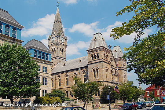 Blair County Courthouse, National Register of Historic Places, Hollidaysburg, PA