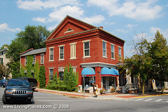 Hollidaysburg Historic District, National Register of Historic Places, Blair County, PA