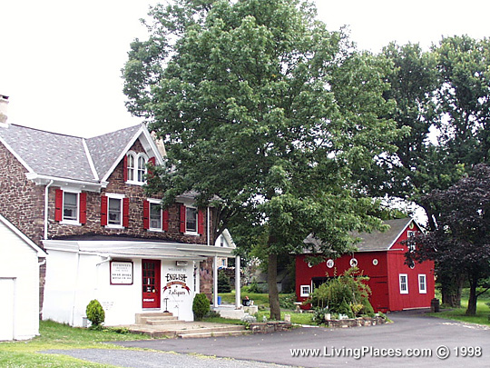 Edison Village, Doylestown Township, Bucks County, PA