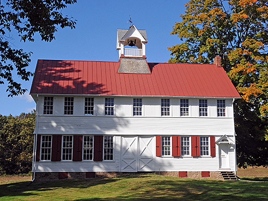 Fordhook Farm, National Register, Barn, Doylestown, Bucks County, PA