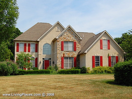 Clearview Estates, Realen Homes, Lower Makefield Township, Bucks County, PA