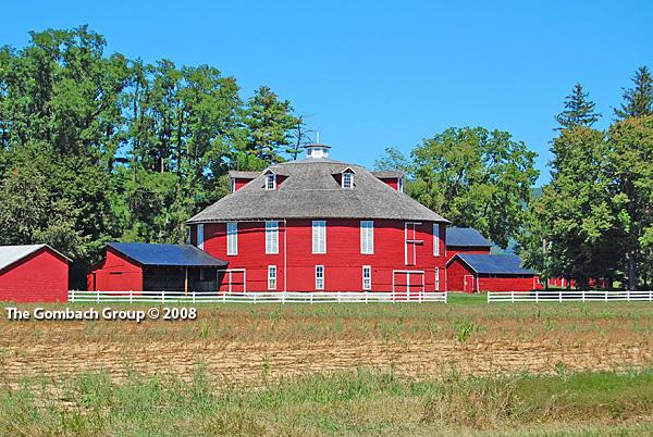 Neff Round Barn