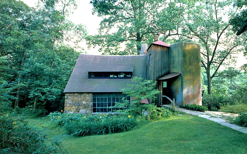 Wharton Esherick House & Studio, ca. 1926, 1520 Horseshoe Trail, Malvern, Chester County, PA
