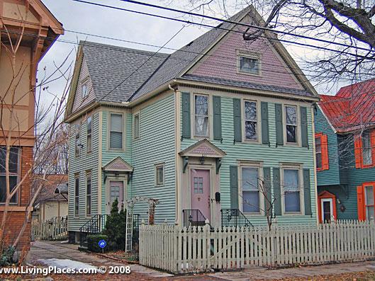 House on Cherry Street, City of Erie