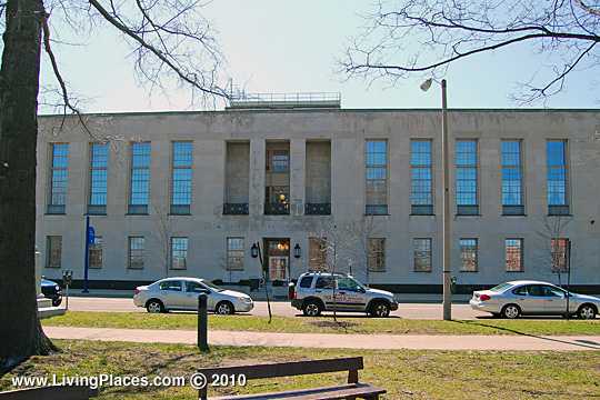 Erie Federal Courthouse and Post Office, Erie, PA, National Register of Historic Places