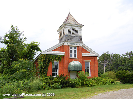 1897 School Building, Fairview Township, Erie County Pennsylvania