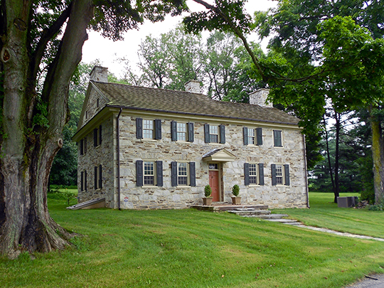 John Douglass House, ca. 1769, Sproul Road near Route 896, Kirkwood (Colerain Township), Lancaster County, PA, National Register