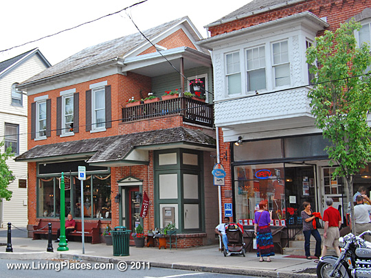 East Main Street, Lititz, PA (June 2011)