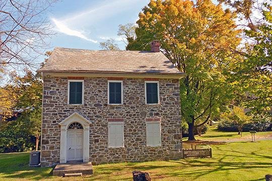 Jacob Ehrenhardt Jr. House (the 1803 House), ca. 1803, 55 South Keystone Avenue, Emmaus, PA, National Register