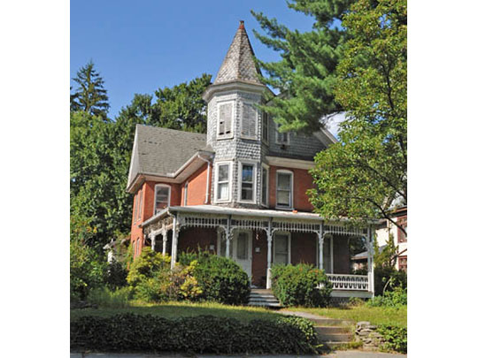 Home on Thomas Street, ca. 1902, Academy Hill Historic District, Stroudsburg, PA