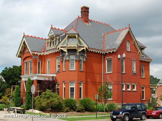 Danville, Montour County Seat, PA