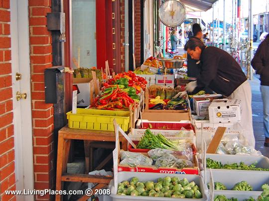 Italian Market Area, Phialdelphia, PA