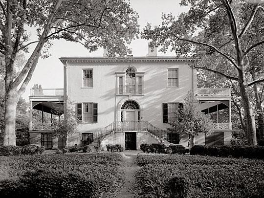Lemon Hill Mansion, Fairmount Park, Philadelphia, PA