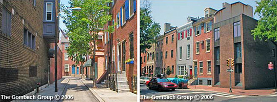 Society Hill, National Register Historic District, Philadelphia, PA
