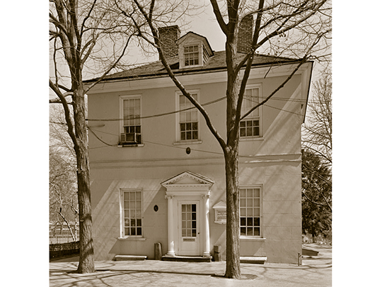 The Solitude, ca. 1784, Philadelphia, PA