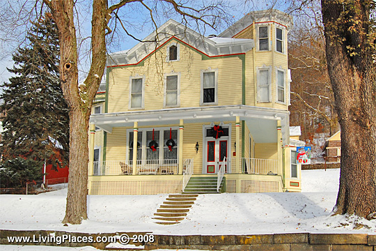 Emlenton PA Historic District