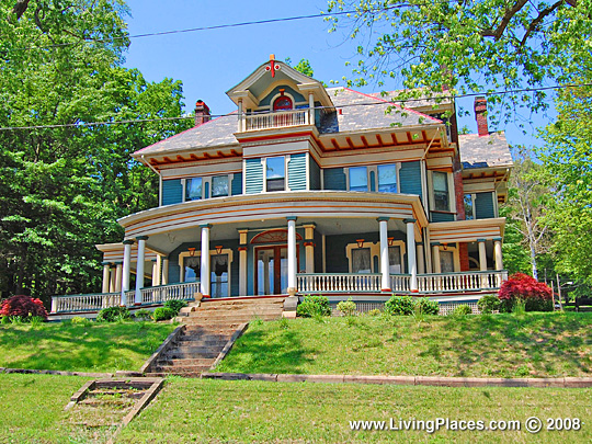 Franklin Historic District, City of Franklin, PA