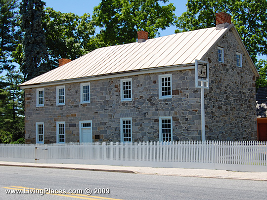 Dill Tavern, National Register of Historic Places, Dillsburg Boro, York County, PA