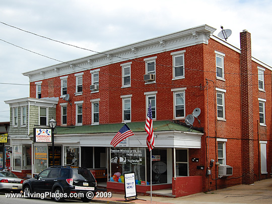 Red Lion Borough, York County Pennsylvania (PA) 17356