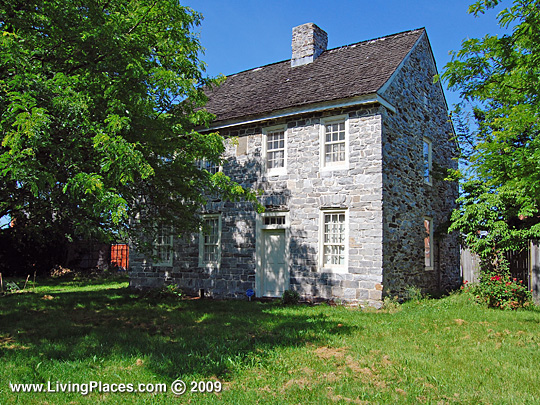 Cookes House, National Register of Historic Places, York, PA