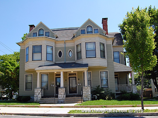 Fairmount Historic District, National Register of Historic Places, York City, York County, PA