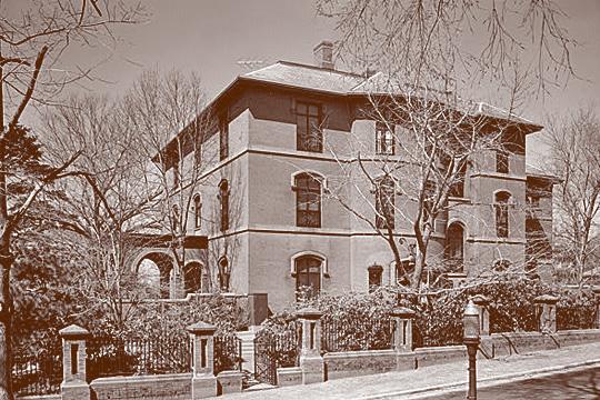 Marshall Woods House, 62 Prospect Street, Providence, Providence, RI