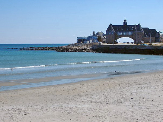 Narragansett Town Beach, Narragansett, Rhode Island