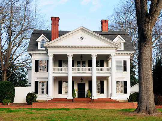 Evans-Russell House, Spartanburg, SC