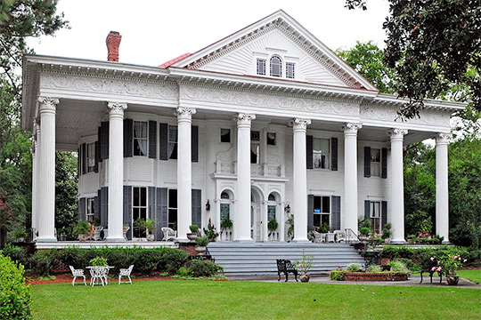 Rosemary Hall, ca. 1900, 804 Carolina Avenue, North Augusta, SC, National Register