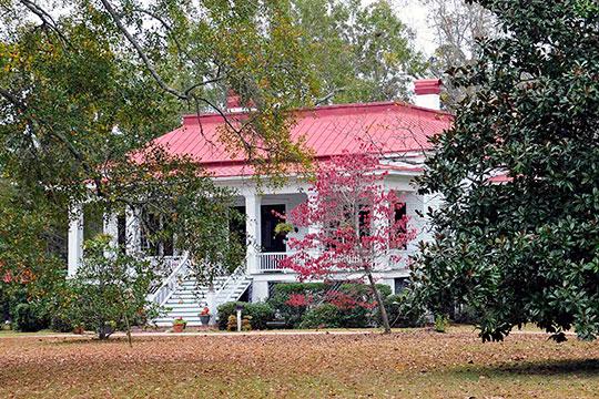 Colonel Olin M. Dantzler House, ca. 1852, 412 East Bridge Street, St. Matthews, SC, National Register