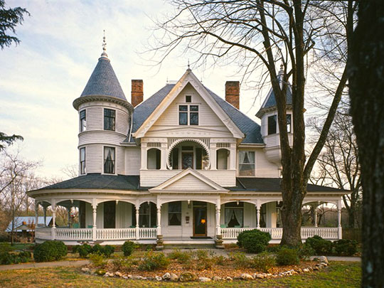 John Calvin Owings House, ca. 1896, West Main Street, Laurens, SC, National Register